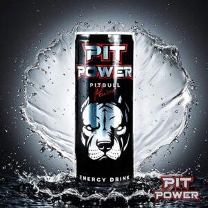 Енергийна напитка Pit Power